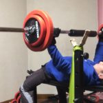 【第1回ベンチプレス選手権】体重×0.8キロが何回上がるかやってみたよ!